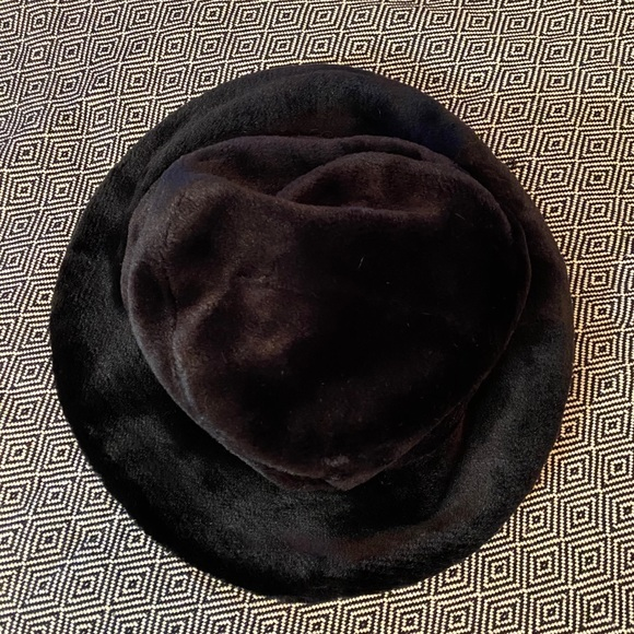 Fuzzy Bucket Hat